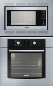 "30"" Combination Wall Oven 500 Series - Stainless Steel HBL5750UC"
