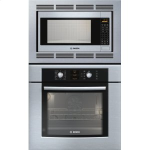 "BOSCH30"" Combination Wall Oven 500 Series - Stainless Steel HBL5750UC"