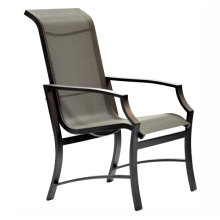 3161 High-Back Dining Lounge Chair