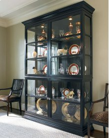 New Traditional Display Cabinet