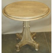 Bengal Manor Mango Wood Accent Table Product Image