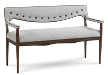 Epicenters Upholstery Romanek Settee