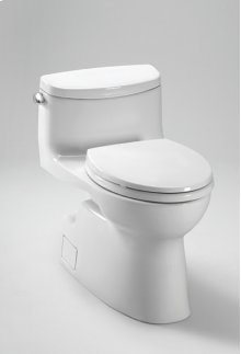 Cotton Carolina® II One-Piece High-Efficiency Toilet, with SanaGloss, 1.28GPF