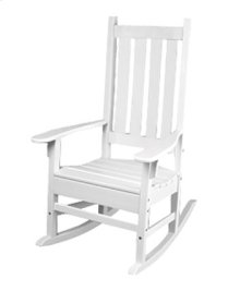 Traditional Porch Rocker (kd for Ups) (035)