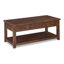 Theodore Rectangular Coffee Table