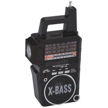 Am/fm/sw1-6 8 Band Radio
