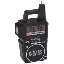Am/fm/sw1-6 8 Band Radio