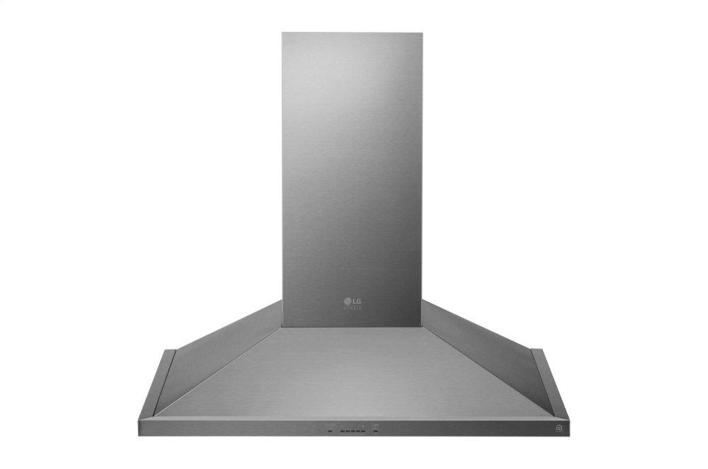 LG AppliancesLg Studio 36'' Wall Mount Chimney Hood