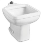 American StandardClinic Floor Mounted Service Sink - White