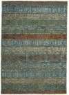 Zulu Teal Hand Tufted Rugs