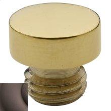 Venetian Bronze Button Finial