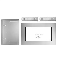 "30"" Microwave Trim Kit - Stainless Steel"