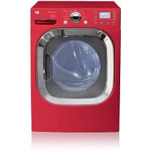 SteamDryer Ultra-Capacity Dryer with SteamSanitary Technology (Wild Cherry) (Sold only as a set with matching washer, 6 month warranty, Manufacturer Warranty no longer valid)
