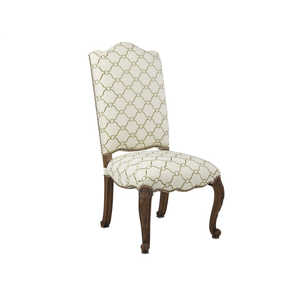 Caravan Upholstered Side Chair