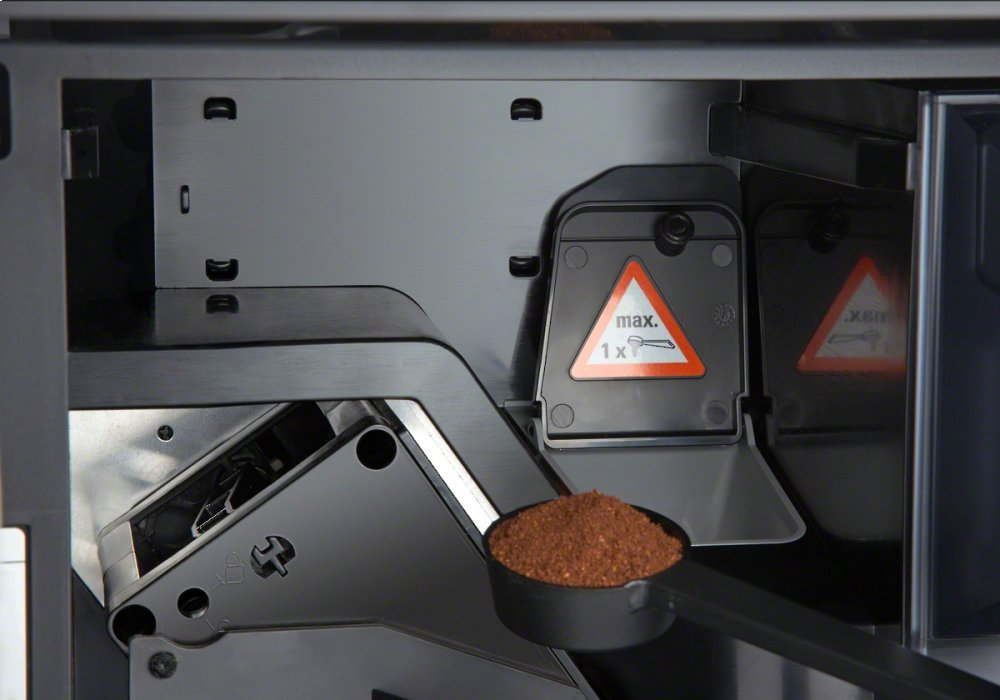 CVA 6805 Built-in coffee machine with bean-to-cup system - the  all-rounder for the highest demands. Photo #3