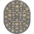 Additional Caesar CAE-1180 8' x 10' Oval
