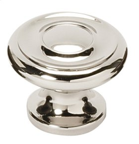 Knobs A1047 - Polished Nickel