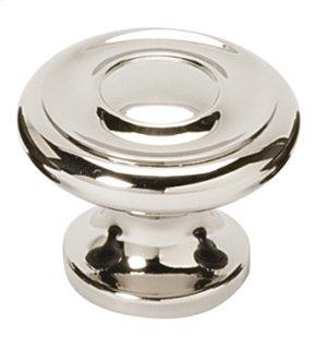 Knobs A1047 - Polished Nickel