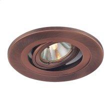 TRIM,4IN SIDE PIVOT - Satin Copper
