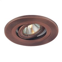 TRIM,4IN SIDE PIVOT - Satin Copper