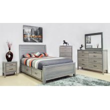 Robina Storage Bed