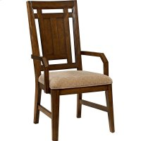 Estes Park Upholstered Seat Arm Chair Product Image