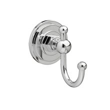 Landfair Robe Hook - Polished Chrome