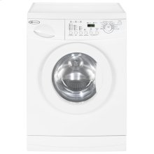 Compact Front Load Washer with Versatile Installation