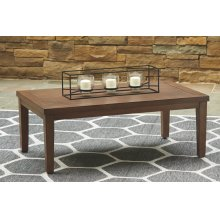 Rectangular Cocktail Table