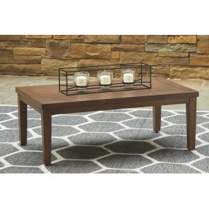 Ashley Furniture Rectangular Cocktail Table