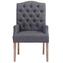 Lucian Accent & Dining Chair in Grey