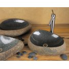 Natural Wabi Sink Natural Boulder / Standard Product Image