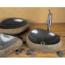 Natural Wabi Sink Natural Boulder / Standard