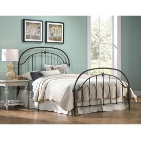 Cascade Bed - Available in Full Size, Queen Size, and King Size.  Also available as Headboard only.