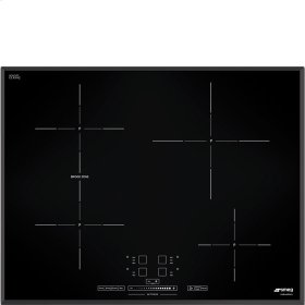 """65 CM (approx. 26""""), Induction cooktop, black, standard building type. For Canada only"""