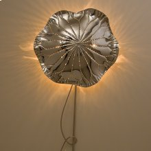 Lily Pad Wall Sconce