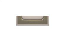 Flush Scoop Recess Amalfine In Silver Bronze And Satin Nickel