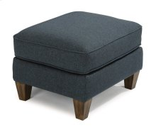 Holly Fabric Ottoman