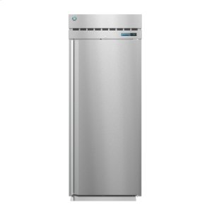 HoshizakiRT1A-FS-FS, Refrigerator, Single Section Roll-Thru Upright, Full Stainless Door with Lock