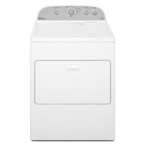 WhirlpoolWhirlpool® 7.0 cu.ft Top Load Gas Dryer with Wrinkle Shield™ Plus - White