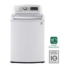 5.0 cu.ft. MEGA Capacity TurboWash® Washer