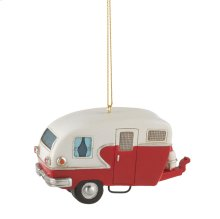 Camper Ornament.