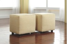 Cube Ottoman (Sold In Pairs Only)