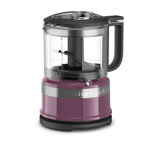 3.5 Cup Food Chopper - Boysenberry