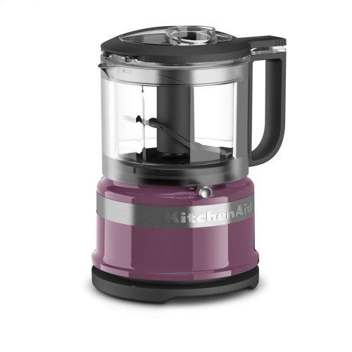 3.5 Cup Food Chopper - Boysenberry