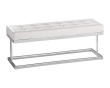 Viceroy Bench - White