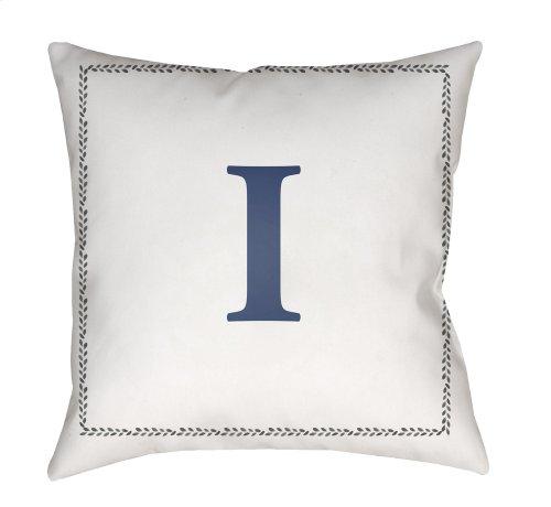"""Initials INT-009 18"""" x 18"""""""