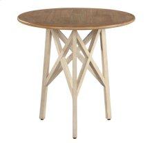 Sutton's Bay Primitive Lamp Table