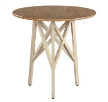 Sutton's Bay Primitive Lamp Table