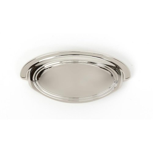 Classic Traditional Cup Pull A1571-35 - Polished Nickel